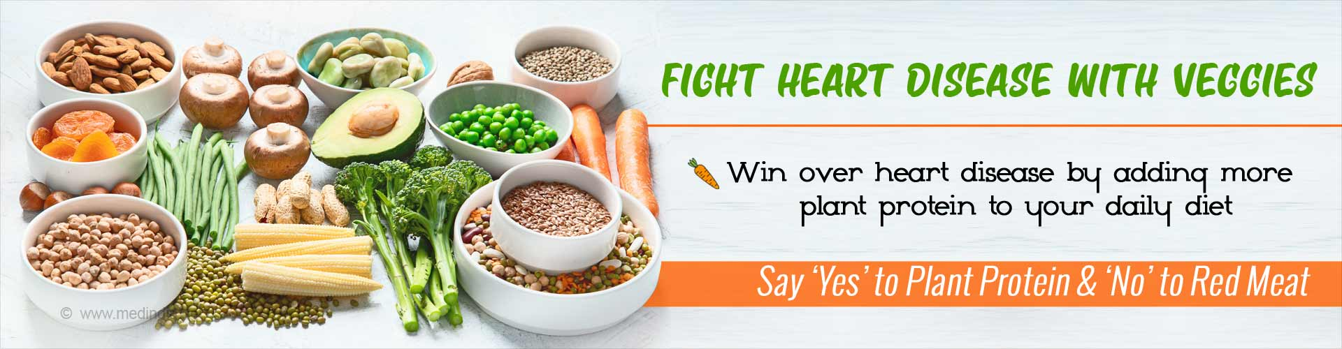 Eating More Plant Protein to Keep Your Heart Healthy
