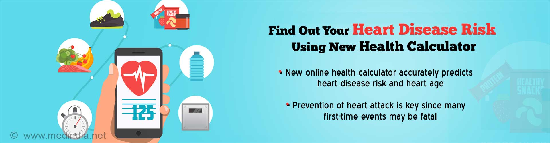 New Online Health Calculator Tool Can Predict Heart Disease Risk