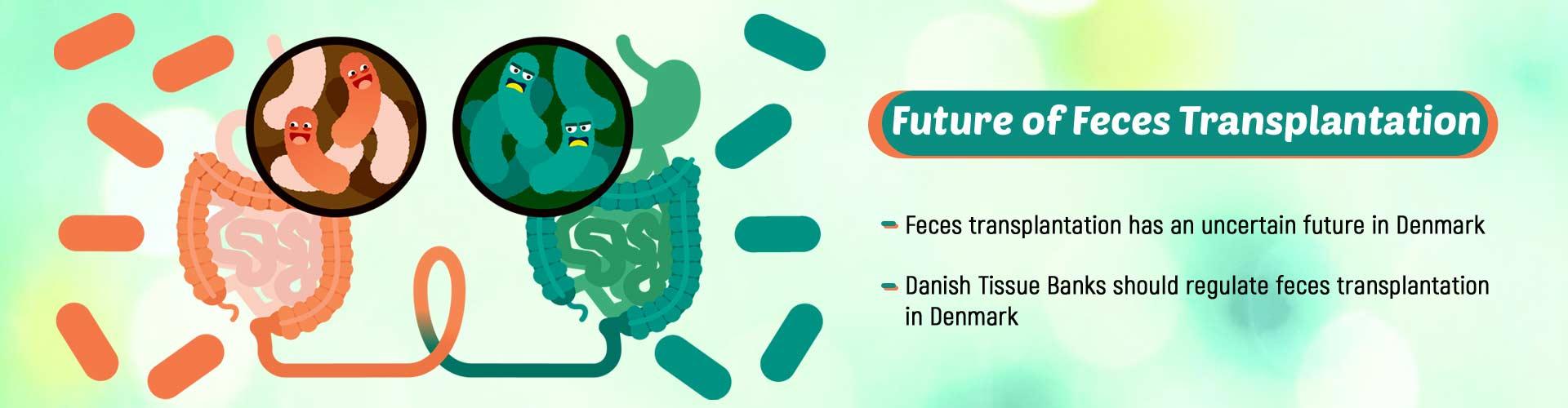 Feces Transplantation: Its Future in Denmark