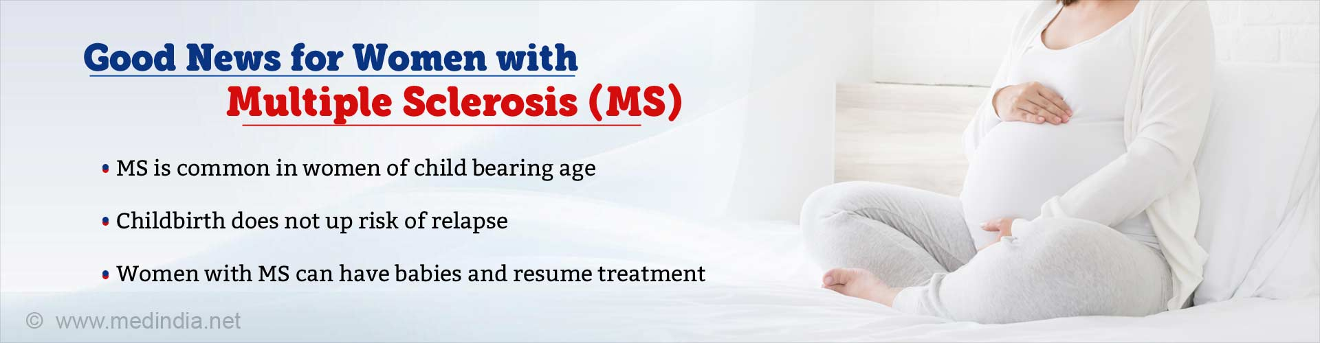 Multiple Sclerosis (MS) Does Not Worsen Following Pregnancy