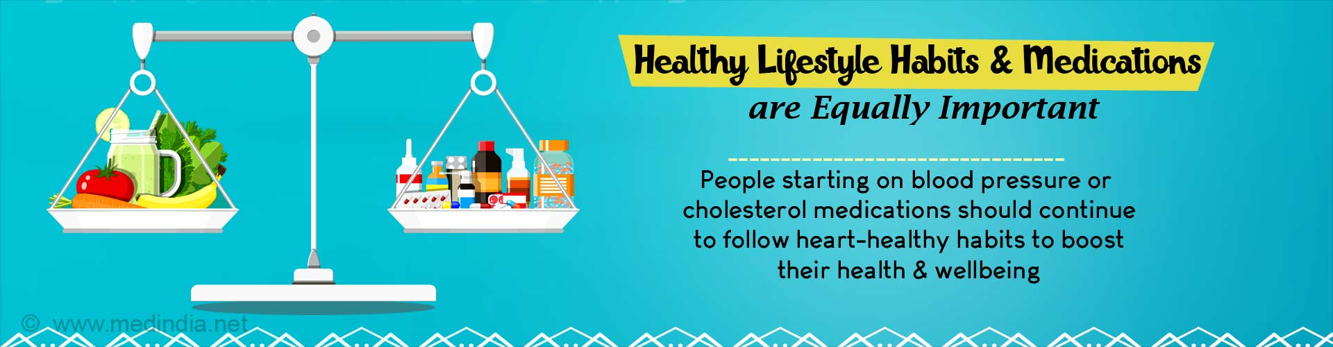 Healthy Habits Should Go Hand in Hand With Blood Pressure, Cholesterol Medications