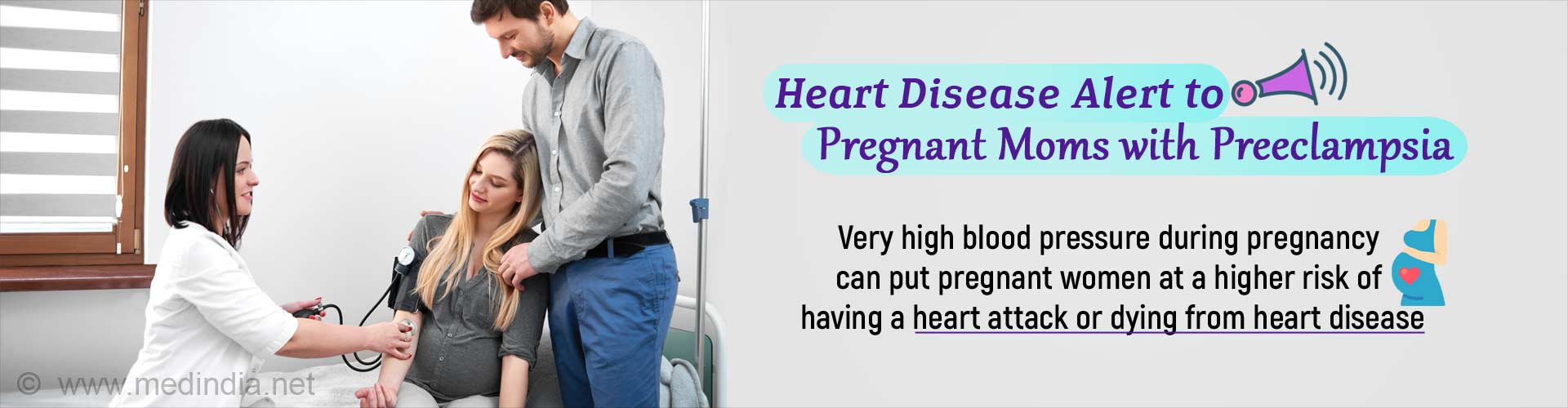 Very High Blood Pressure May Up Heart Disease Risk in Pregnant Moms