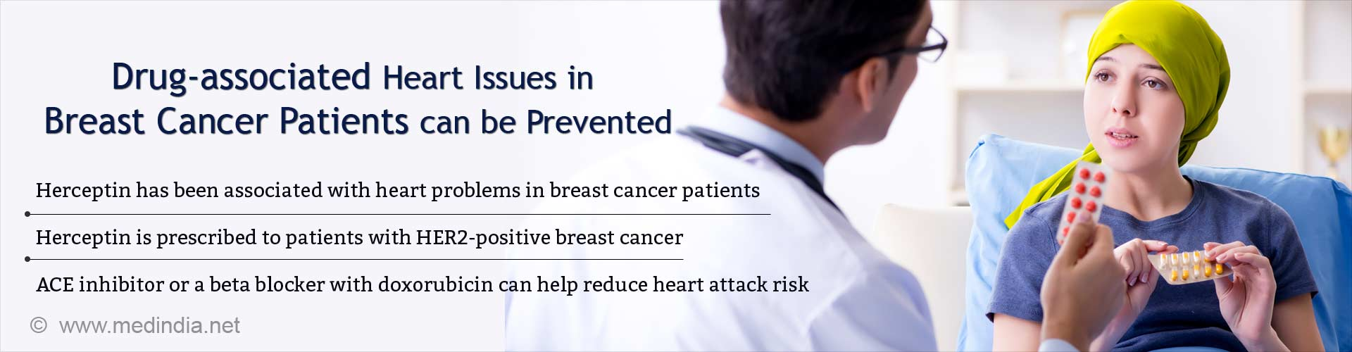 Herceptin Associated Heart Problems can be Prevented In Cancer Patients