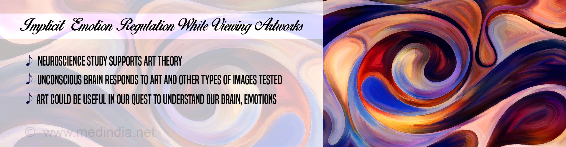 Brain Reacts Differently to Artwork and Real-life Images