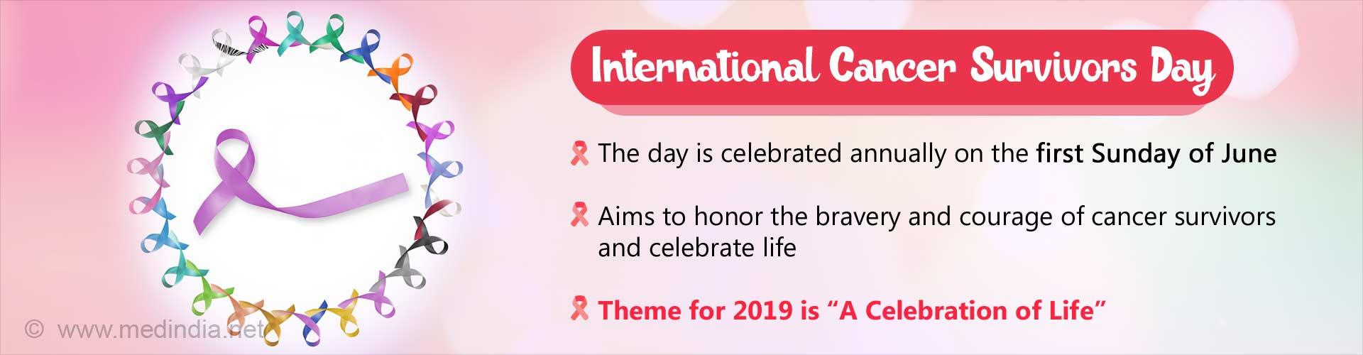 Celebrate and Support Cancer Survivors on International Cancer Survivors Day