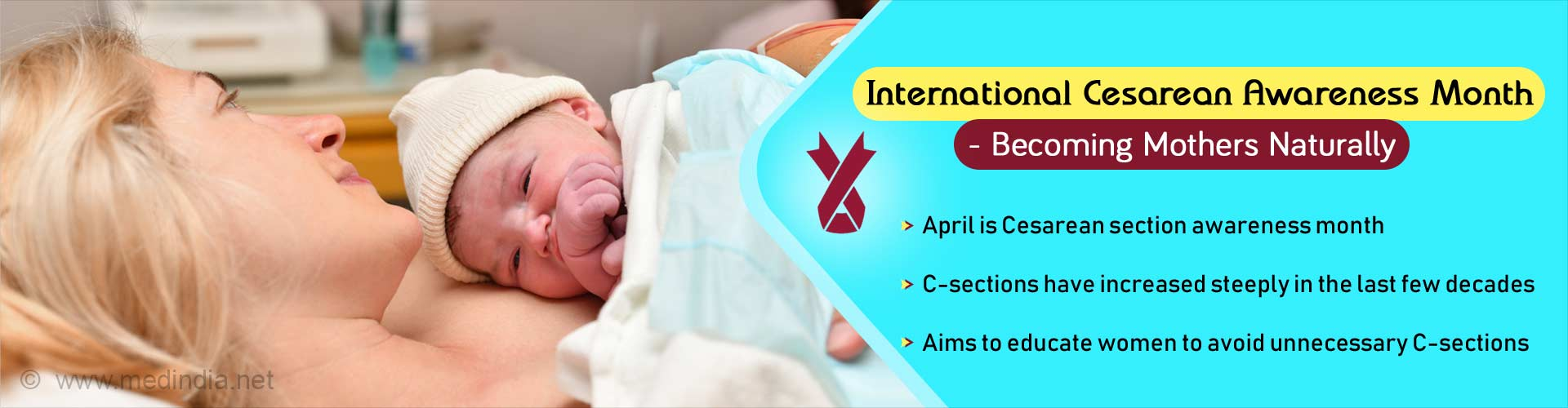 International Cesarean Awareness Month – Not All C-Sections Are Justified