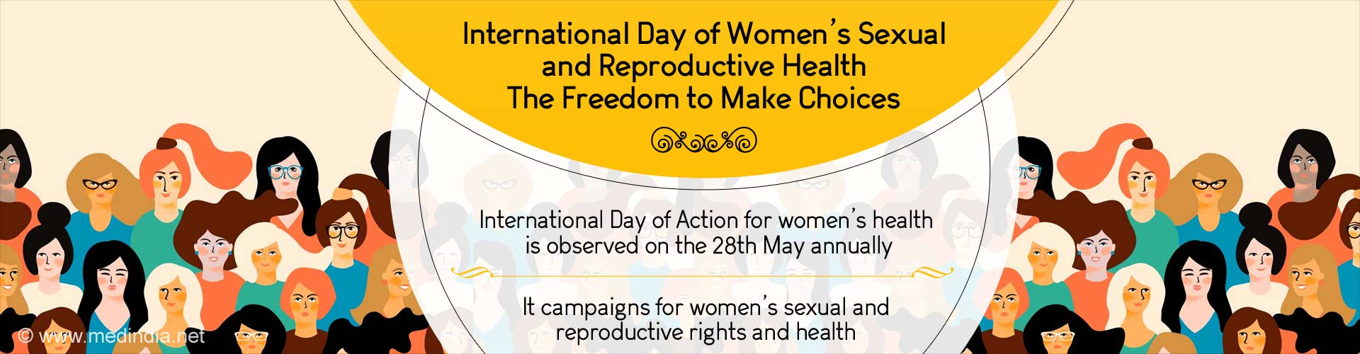 International Day of Action for Women's Health - Educating and Empowering Women
