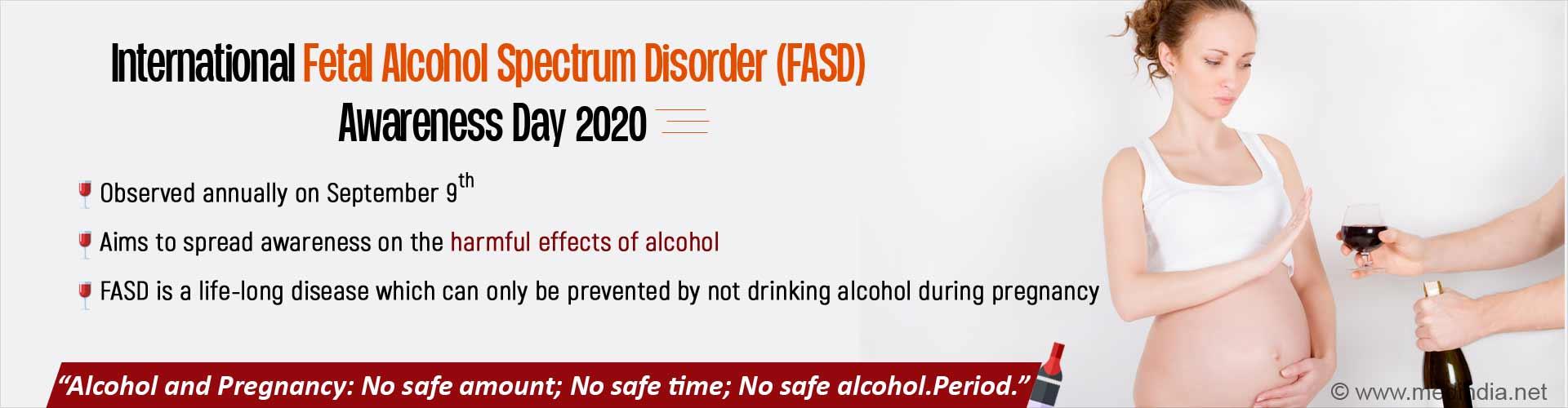 Fetal Alcohol Spectrum Disorder (FASD) Awareness Day
