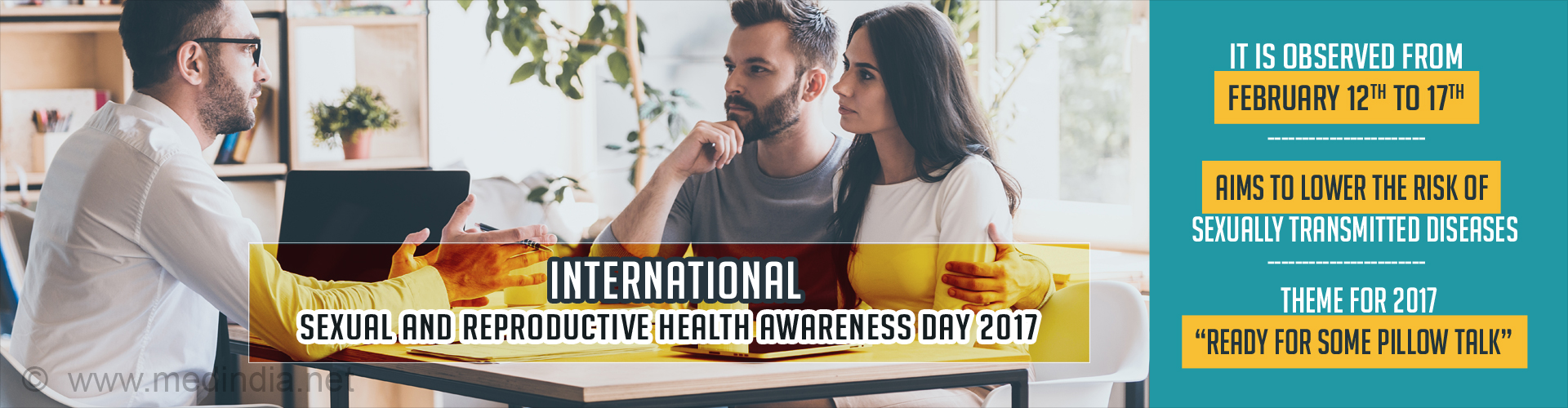 International Sexual and Reproductive Health Awareness Day 2017