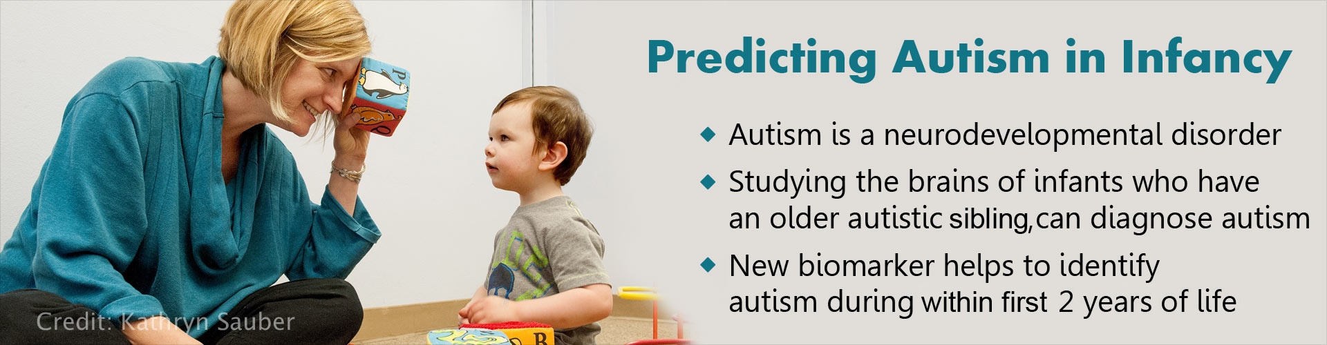 New Autism Biomarker in Infancy Identified