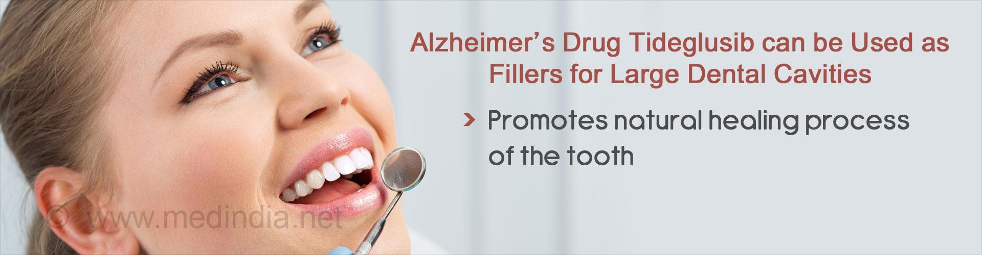 Tideglusib Drug - Possible New Treatment for Dental Cavities