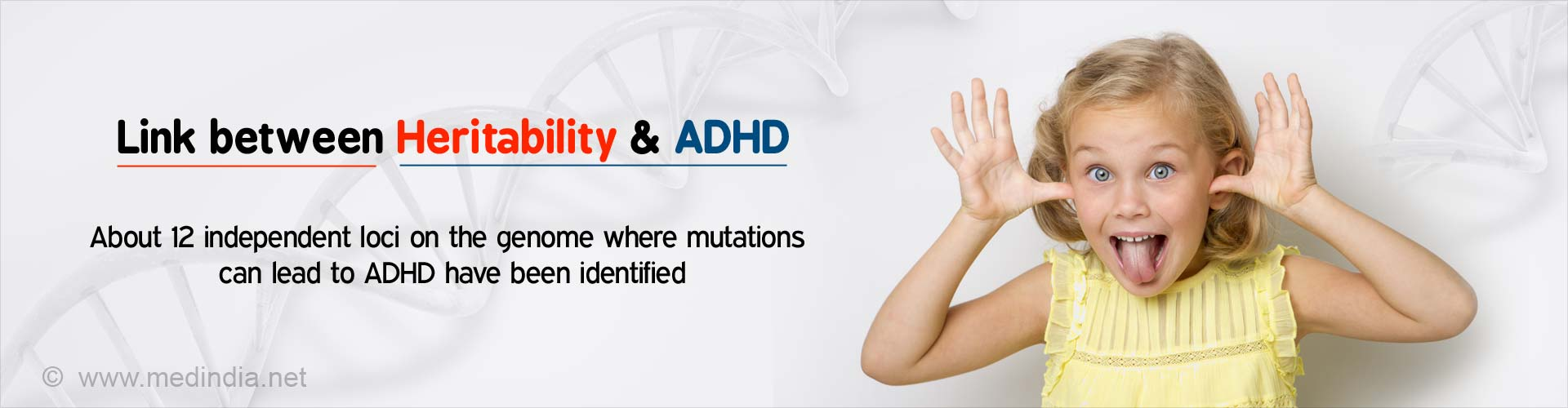 Genetic Risk Factors for ADHD Identified