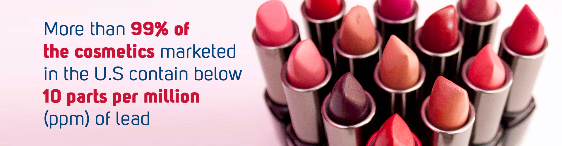 Limit Lead Levels in Lipsticks-FDA