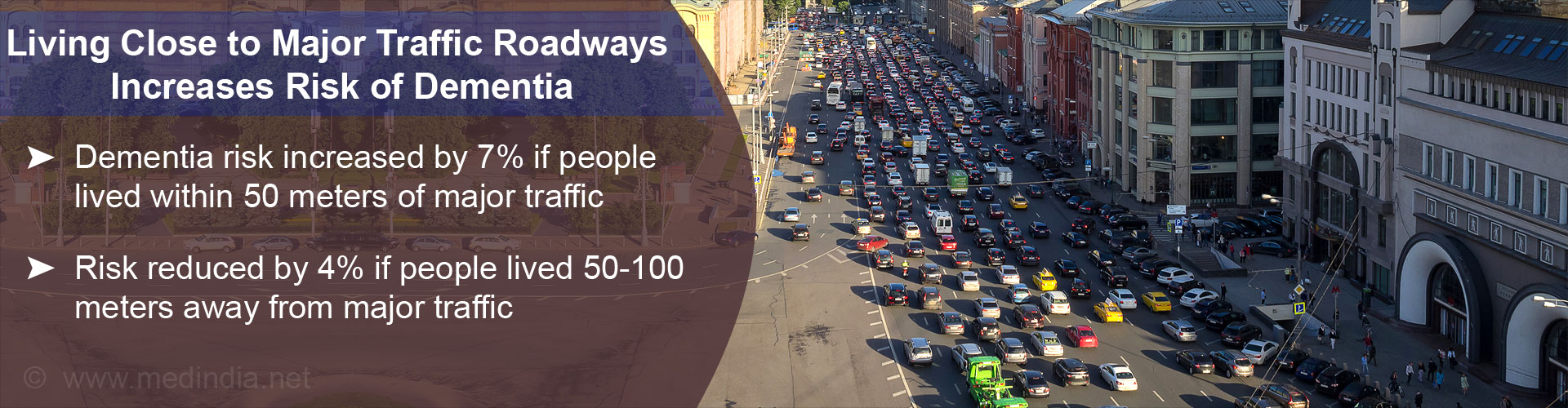 Getting Stuck In Traffic Jams Could Increase Various Health Risks, Including Cancer