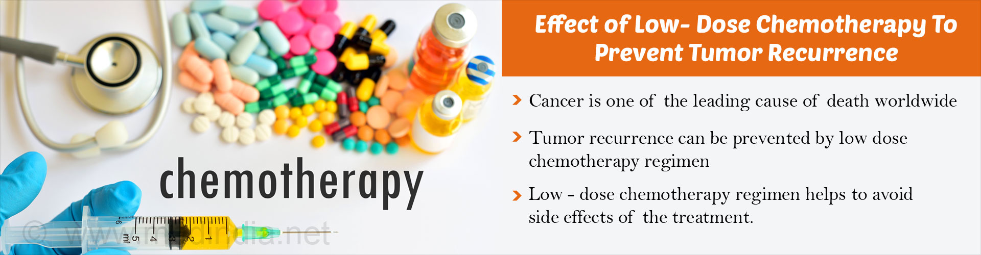 Low-Dose Chemotherapy Regimen to Prevent Recurrence in Certain Cancers
