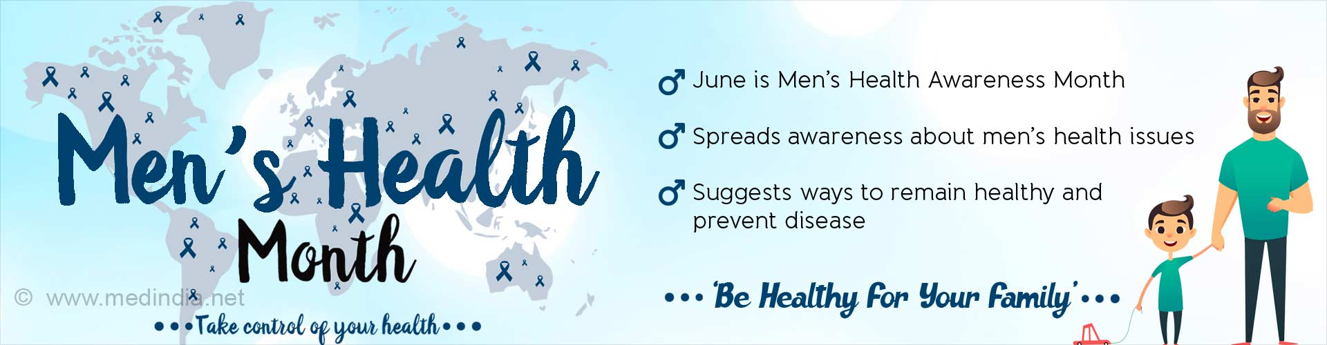 Men's Health Month - Recognizing and Preventing Men's Health Problems