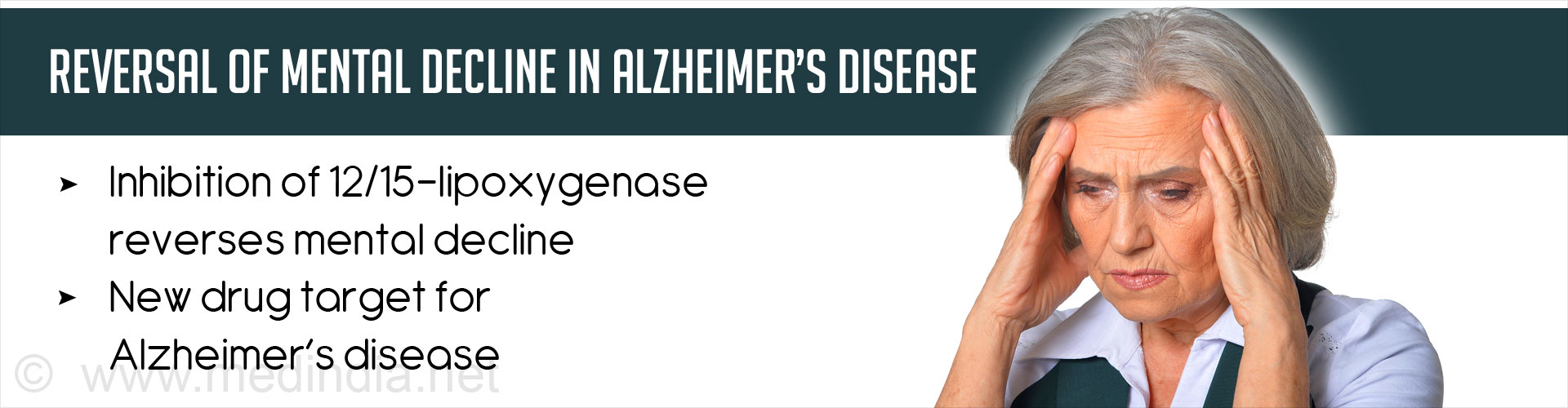 Reversal of Cognitive Decline in Alzheimer's Disease Patients