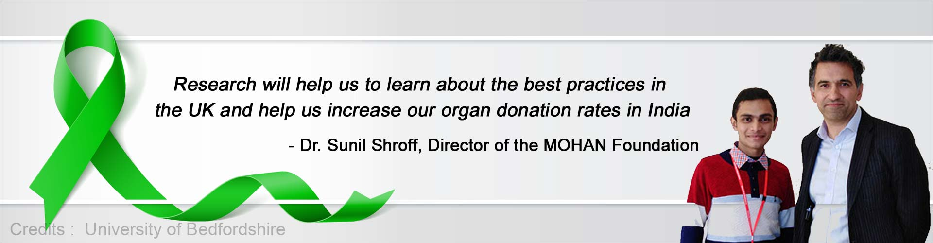 University Research to Improve Organ Donation Rates in India