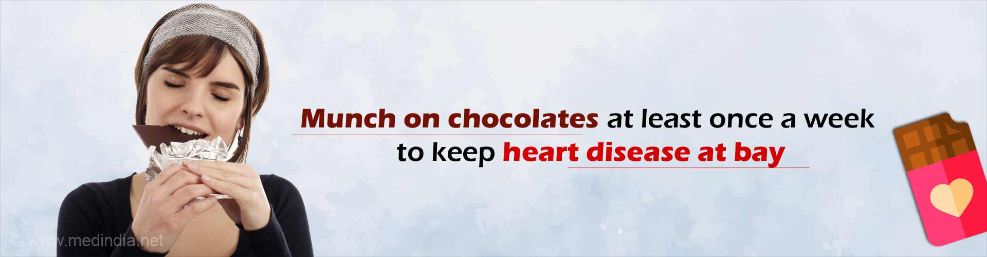 Chocolates 'Good' for the Heart