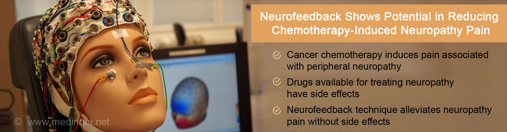 Neurofeedback Shows Potential in Reducing Chemotherapy-Induced Neuropathy Pain