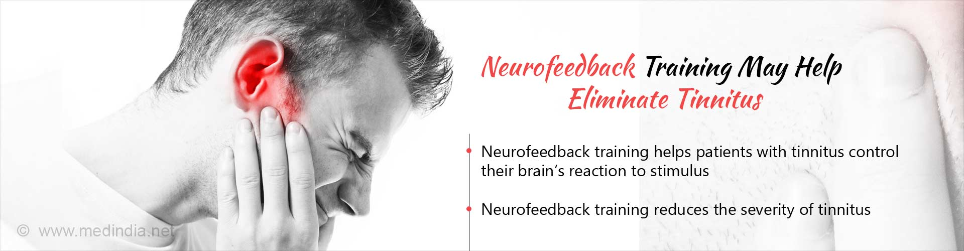 Neurofeedback Training May Help Eliminate Tinnitus