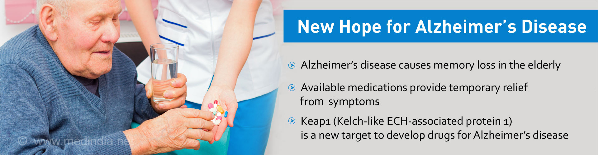 Potential New Target for Alzheimer�s Disease Treatment
