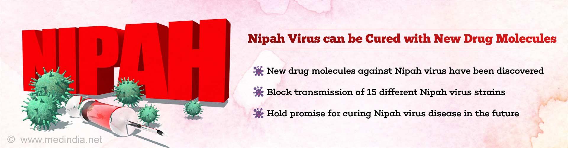 Nipah Virus: New Drugs on the Horizon