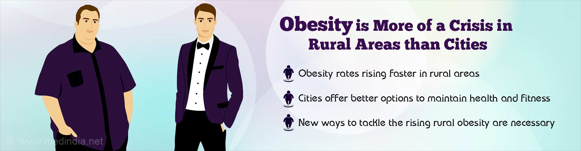 Obesity Incidence Higher in Rural Than Urban Population
