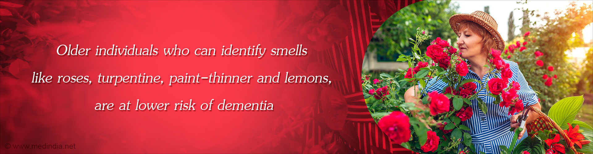 Dementia: Loss in the Sense of Smell, a Critical Indicator