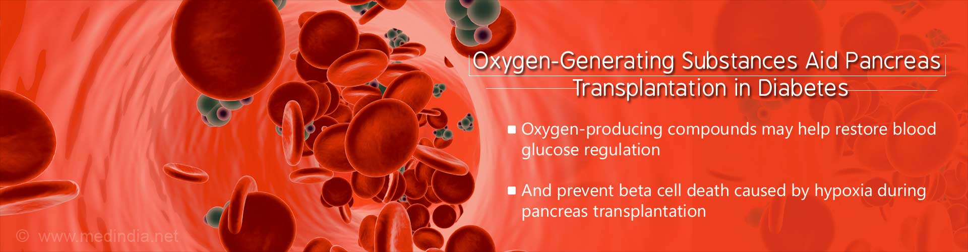 Oxygen-Generating Substances for Diabetes Treatment
