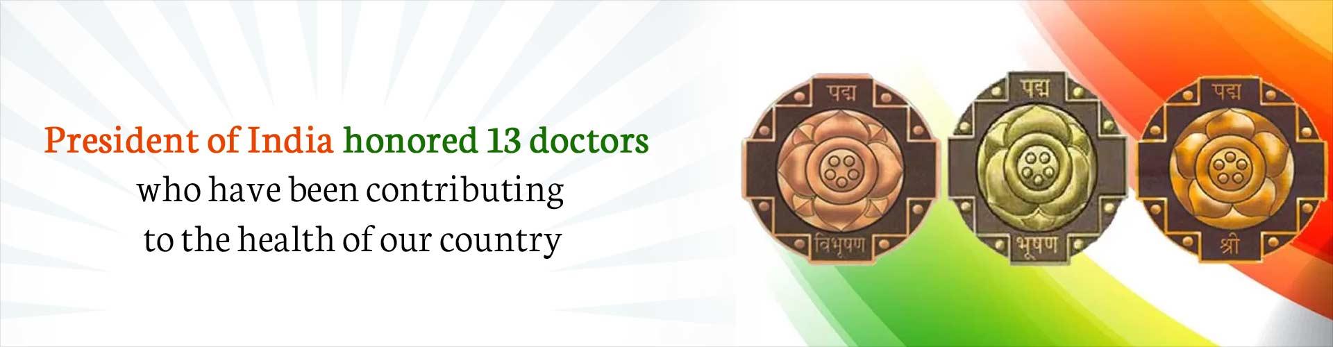Padma Awards 2020: President Honors 13 Unsung Heroes of Medicine