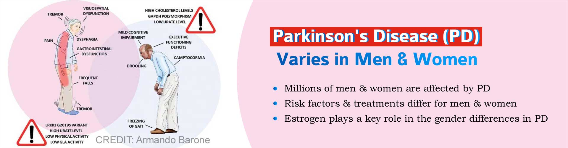 Parkinson''s Disease Affects Men and Women Differently
