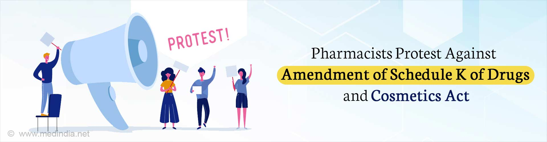 Amendment in the Schedule K Drugs Allows Health Workers to Dispense Drugs