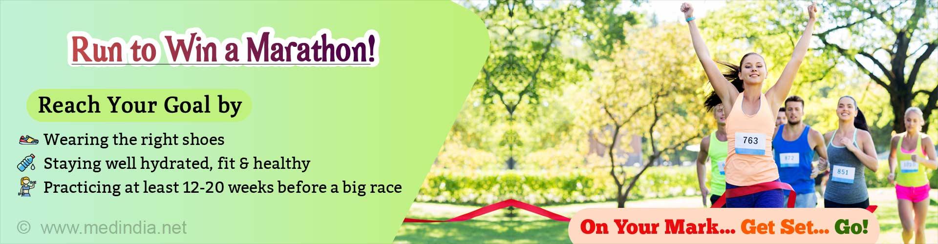 Run to Win: Simple Tips to Run a Marathon