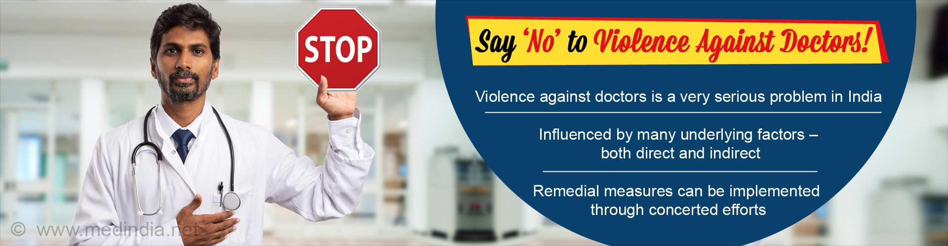 Violence Against Doctors in India: Time to Take Action!