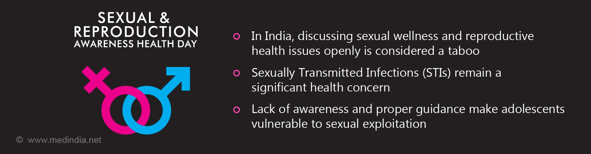 Sexual and Reproductive Health Awareness Day: Sexual Health Education