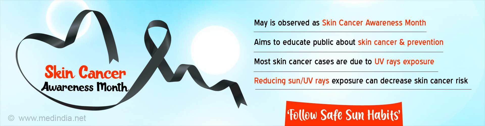 "Skin Cancer Awareness Month – ""Do You Use Sun Protection"""