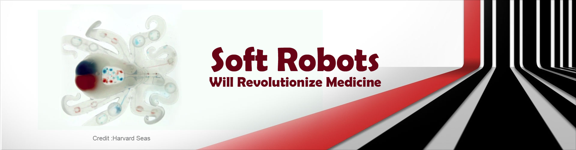 Soft Robot Sans Batteries and Circuits to Revolutionize Medicine