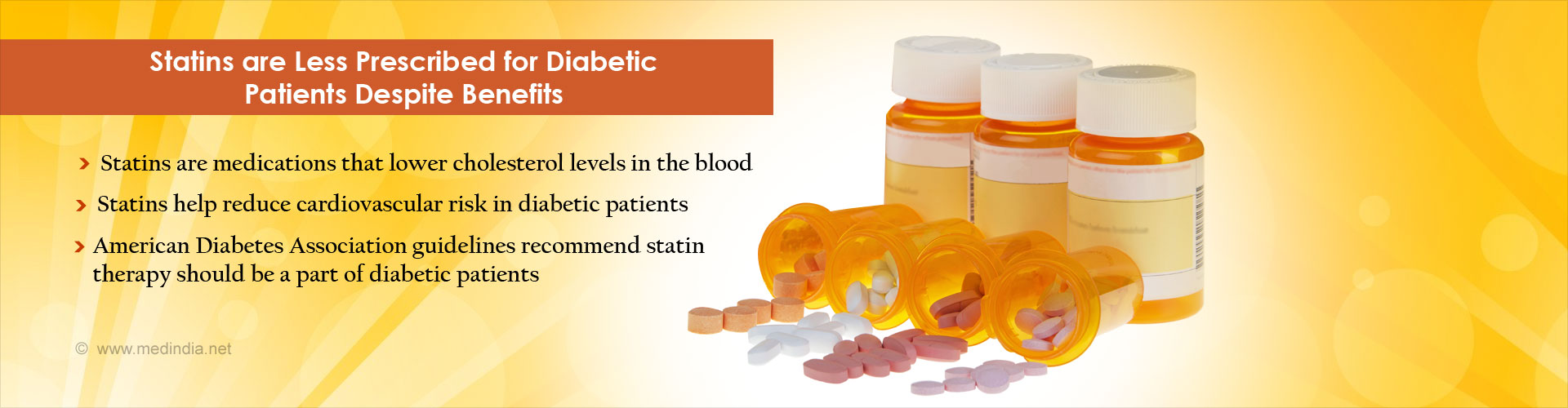 Statin Use in Diabetic Patients Has Decreased Despite Cardioprotective Benefits