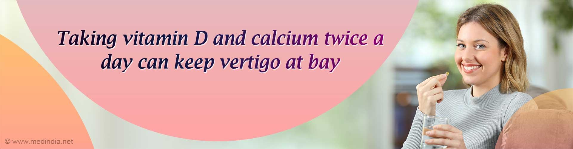 Can Vitamin D Treat Vertigo?