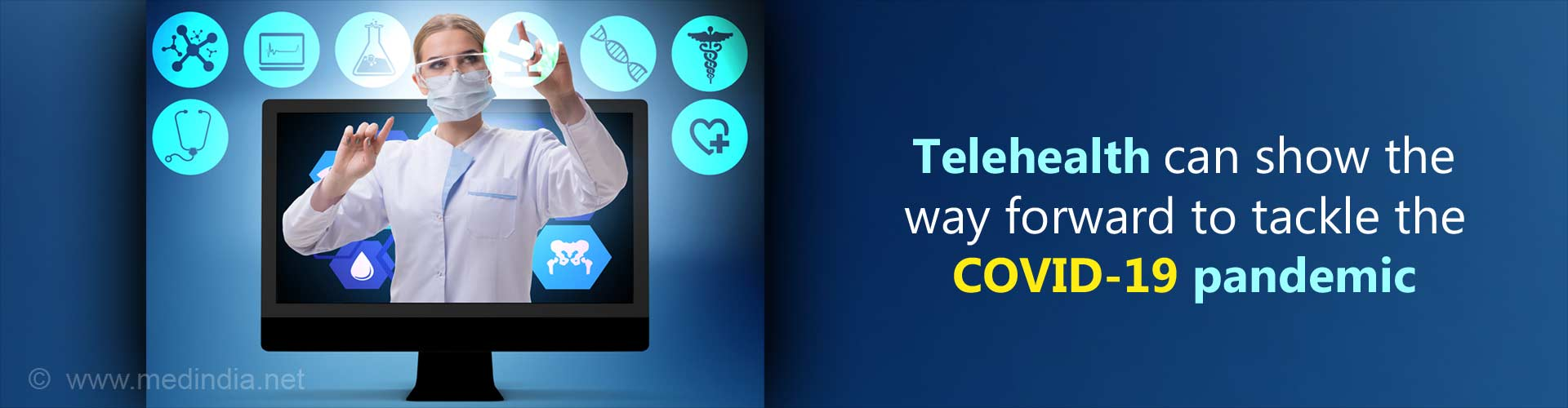 Telehealth Well Positioned to Tackle and Contain COVID-19 Outbreak