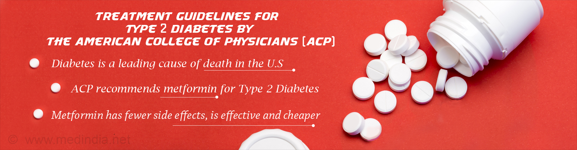 Updated Treatment Guidelines for Type 2 Diabetes