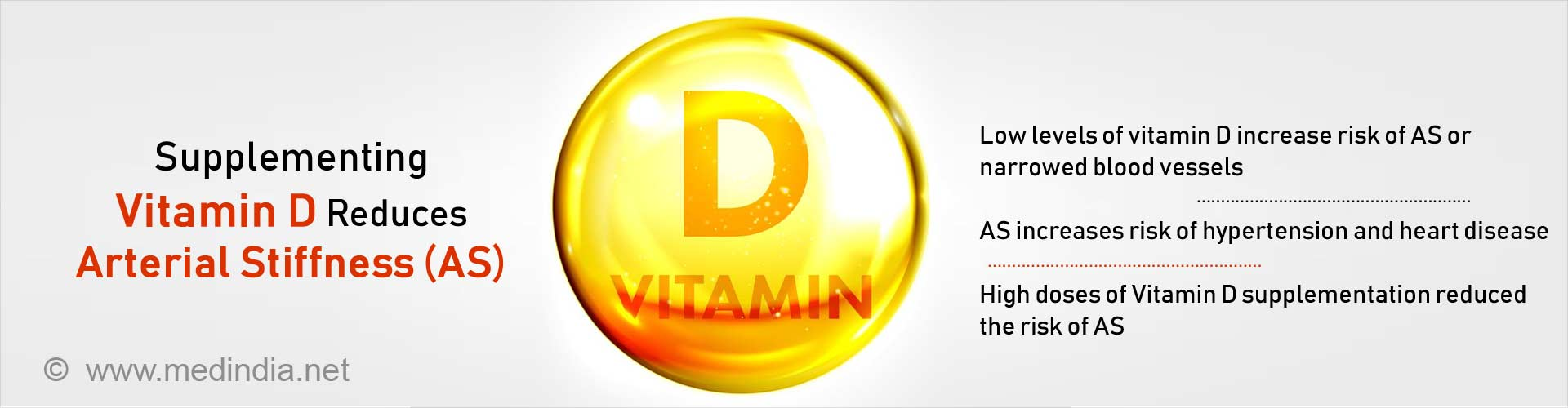 Vitamin D Supplements Reduce Arterial Stiffness in African Americans