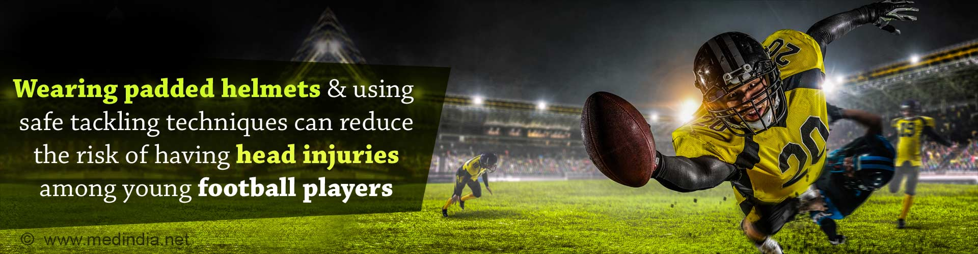 Life-saving Ideas to Prevent Head Injuries among Young Football Players