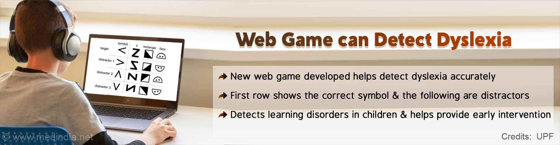 Dyslexia Screening Made Easy with a New Web Game
