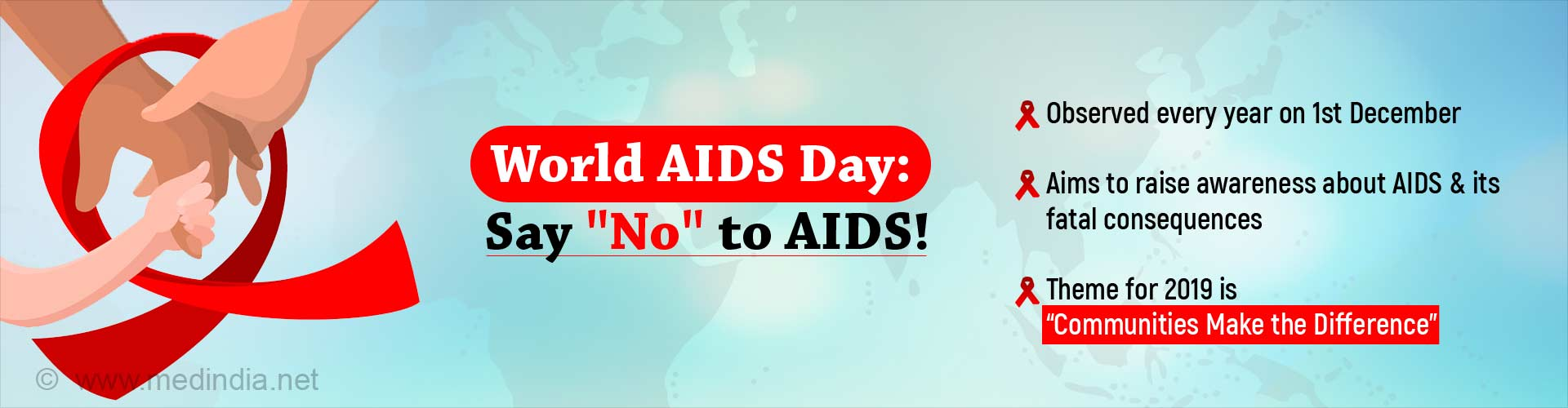 World AIDS Day: Time to Remember, Hope and Act