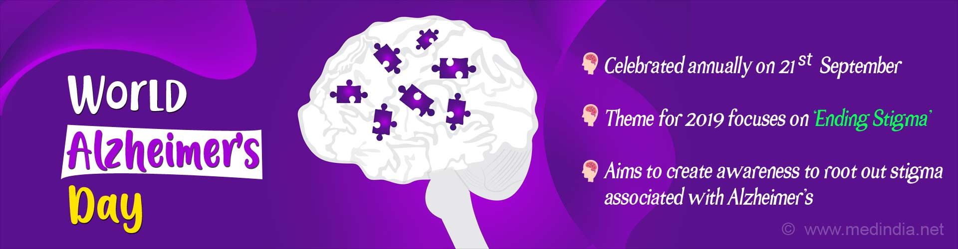World Alzheimer's Day: Let's Not Forget the Forgetful