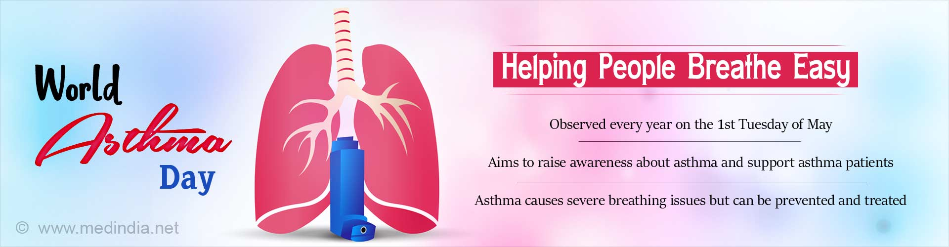 'STOP' for Asthma – World Asthma Day
