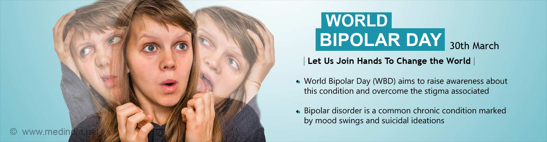 Strength for Today, Hope for Tomorrow - World Bipolar Day