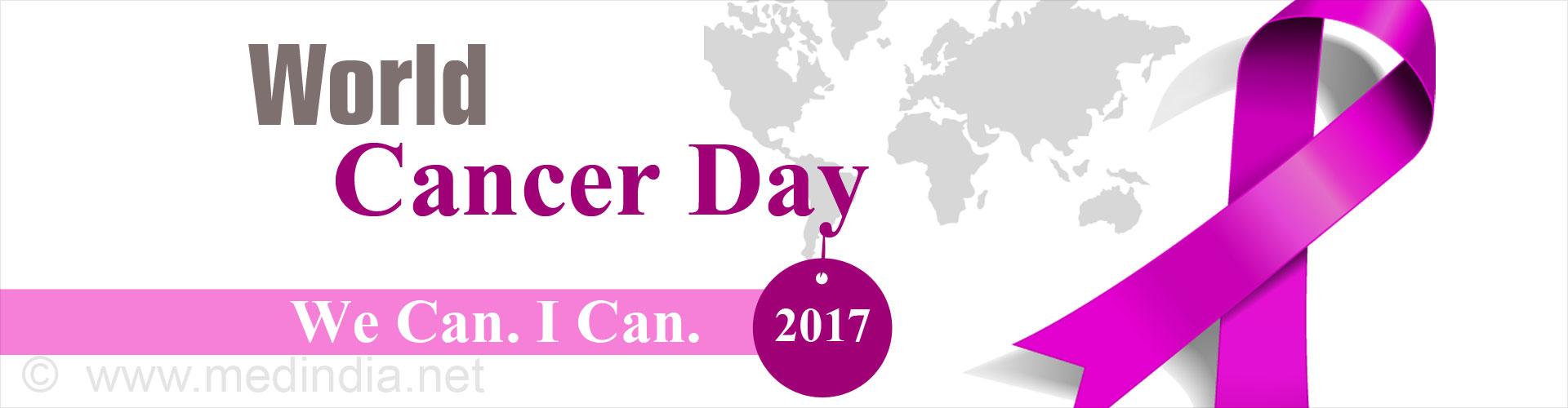 World Cancer Day 2017: We Can. I Can.